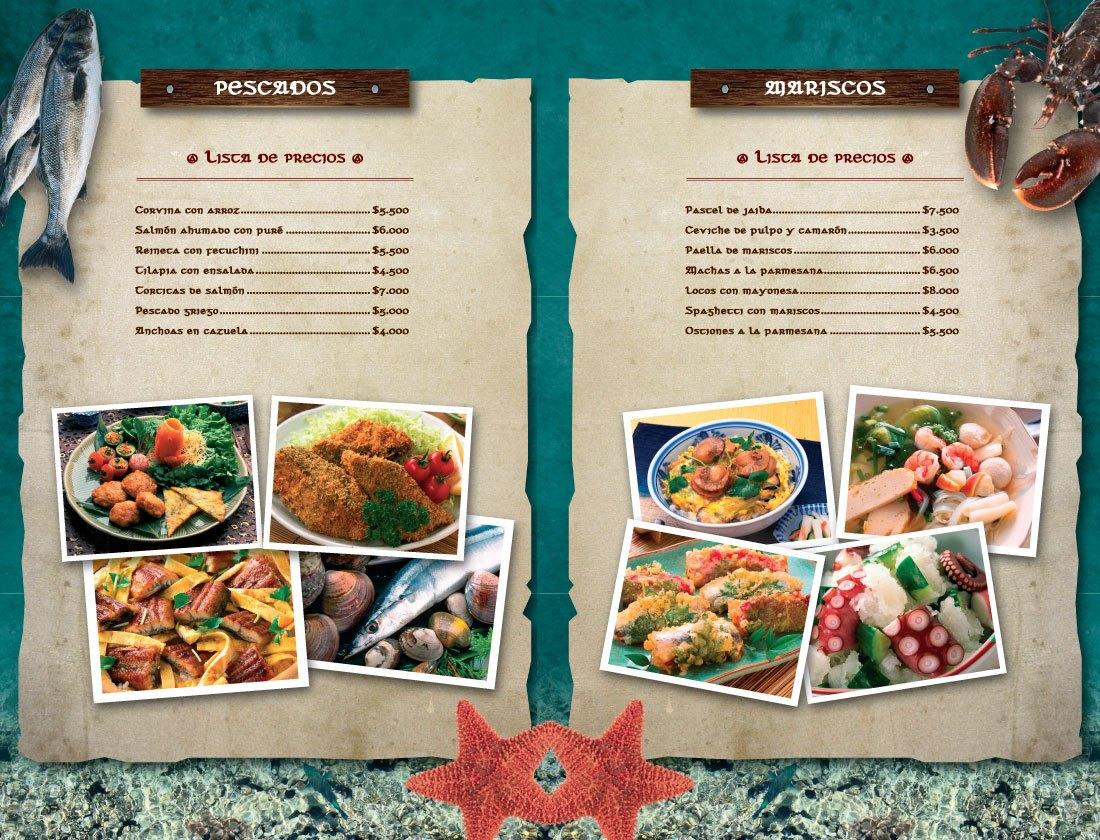 Carta restaurant