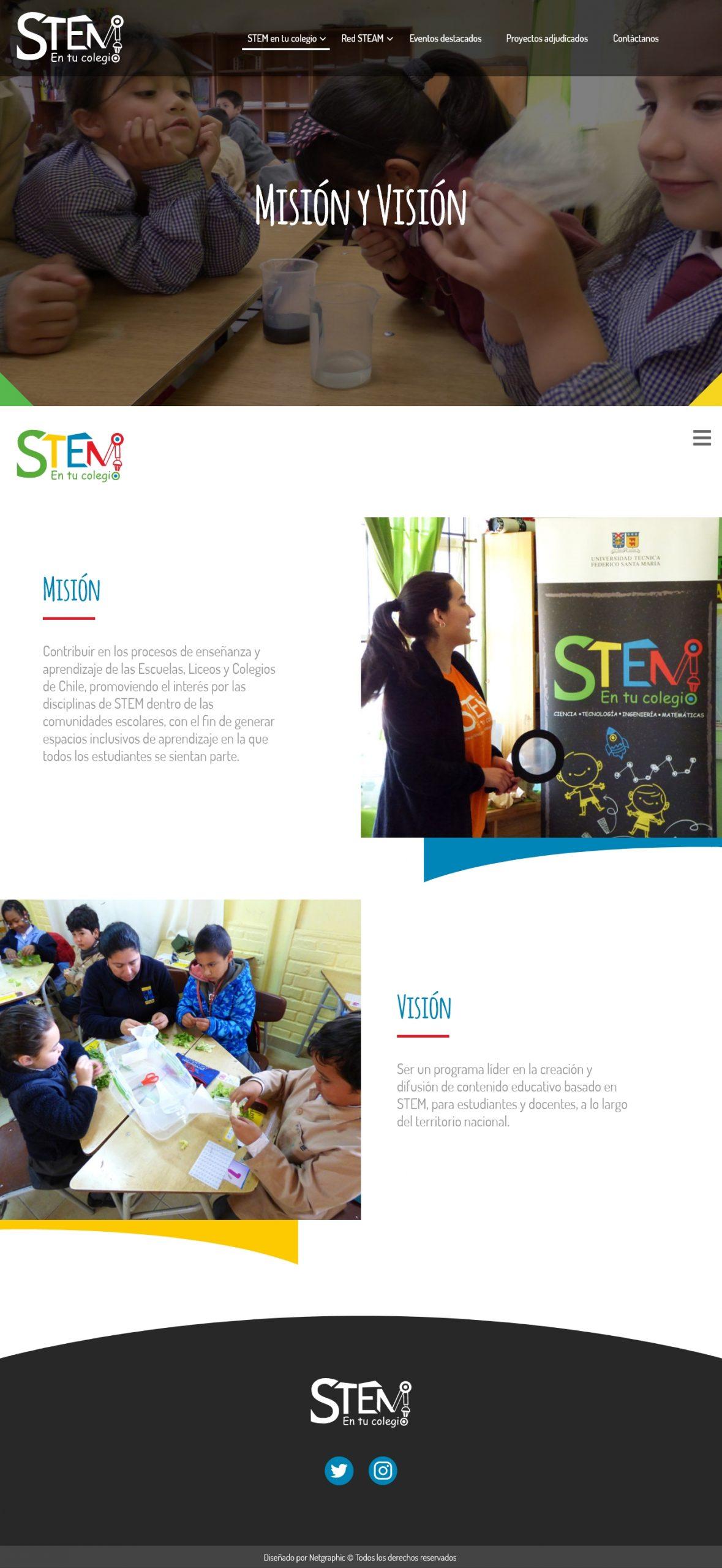 STEM en tu colegio - Universidad Técnica Federico Santa María