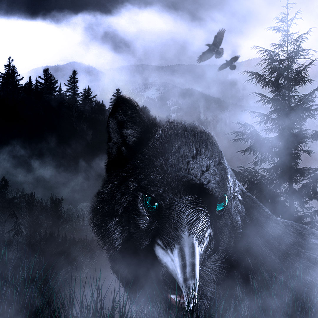 The Mythic Ravenwolf